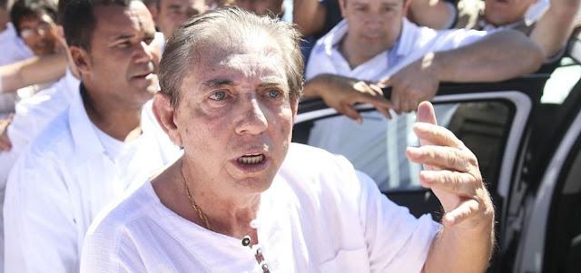 Médium João de Deus é considerado foragido e entra na lista da Interpol