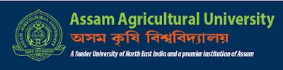 Assam Agriculture 1837 Post Recruitment