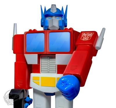 Toy Fair 2020 Super Shogun TRANSFORMERS Optimus Prime