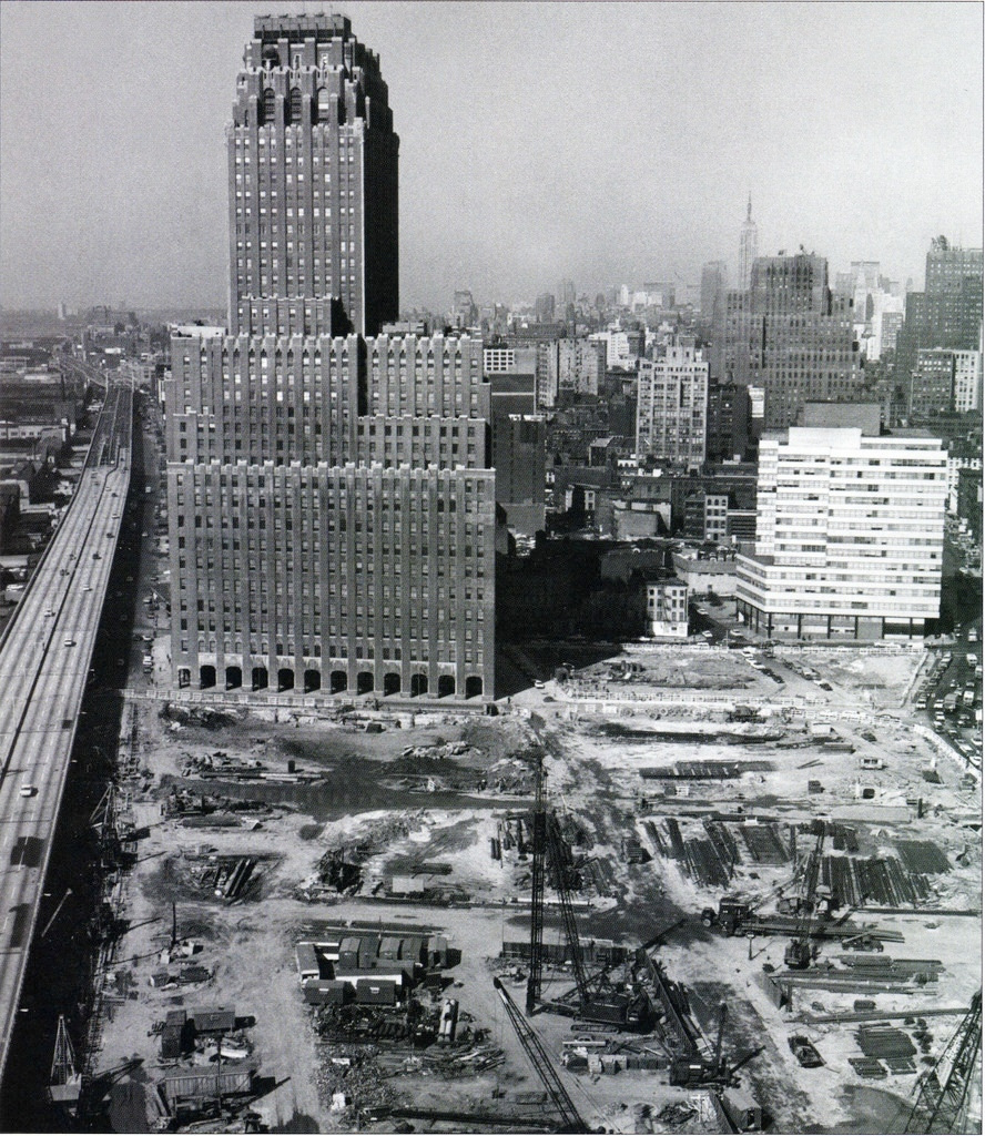 Rare Photographs From 1966 67 That Show The World Trade Center Area Before The Construction