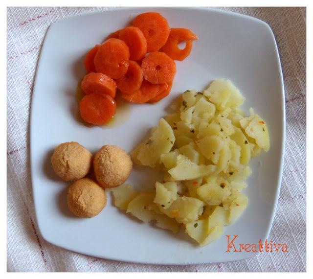 verdure insaporite con brodo knorr