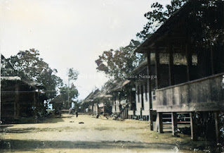 desa pearaja yang berada di silindung