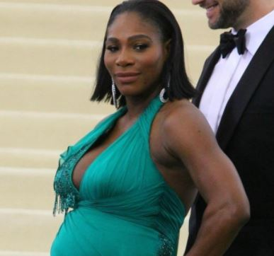 Pregnant Serena Williams Wants A tips On How To Sleep At Night