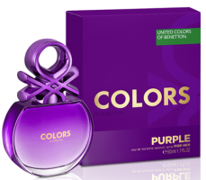 Colors de Benetton Purple by Benetton