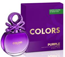 Colors de Benetton Purple by Benetton