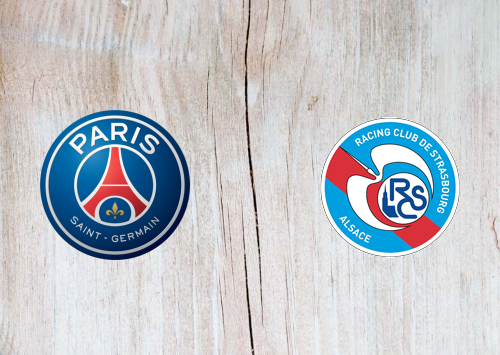 PSG vs Strasbourg -Highlights 23 December 2020