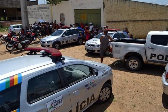 PM recapturam 12 fugitivos da cadeia de Serra Talhada, buscas continuam