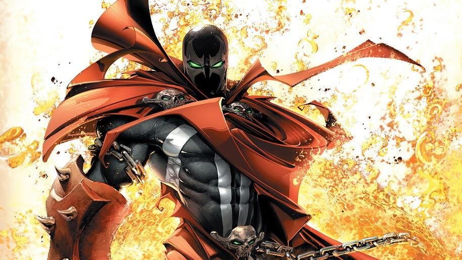 Spawn, Comics, Anti-Hero, 4K, #6.2410