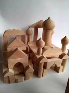 Balok PDK Natural Masjid
