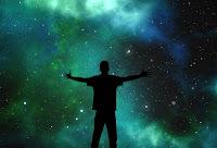 L'universo nella storia. Roghi ardenti come le stelle.