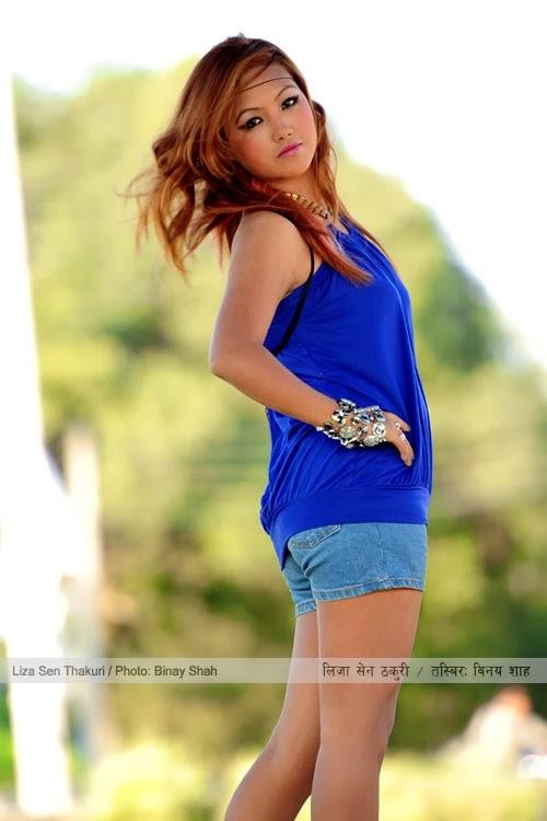 Hot Liza Sen Thakuri Nepali Model HD desktop wallpapers And Photo gallery