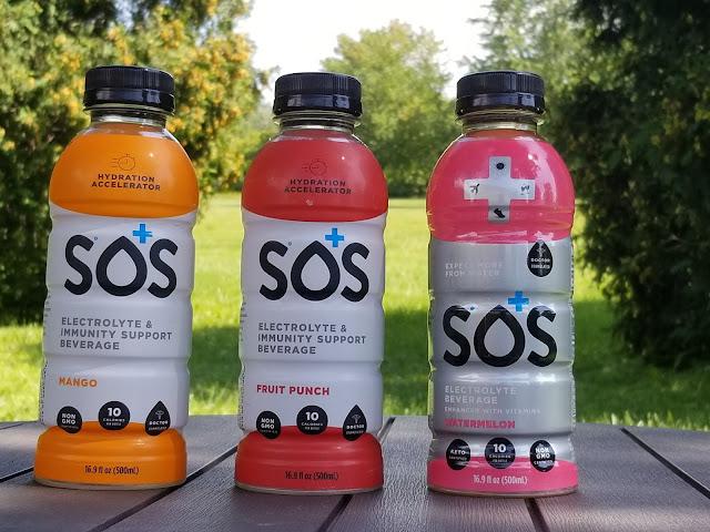 SOS Hydration