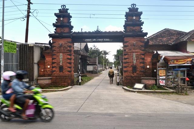 Download 470 Gambar Gapura Jalan Paling Bagus Gratis HD