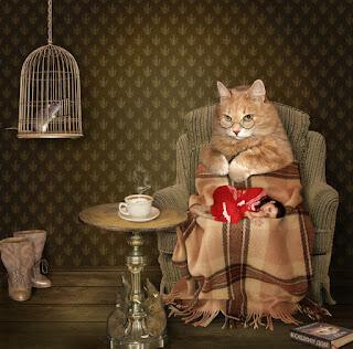 В доме должен быть кот