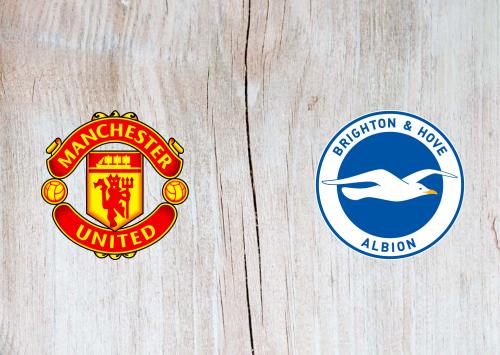 Manchester United vs Brighton & Hove Albion -Highlights 10 November