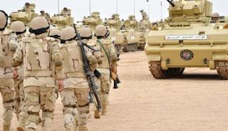 تعرف على حقيقة الحشد العسكري المصري بالقرب من سد النهضة الاثيوبى