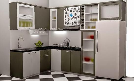 Jasa Kitchen Set Murah dan Lengkap, Solusi Penuhi Perlengkapan Dapur