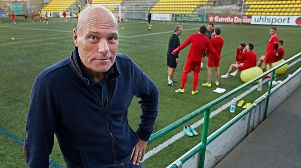 Oficial: CF Montañesa, firma el técnico Calderé