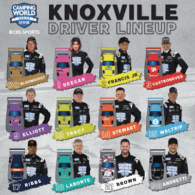SRX Comes to the Dirt at Knoxville Raceway