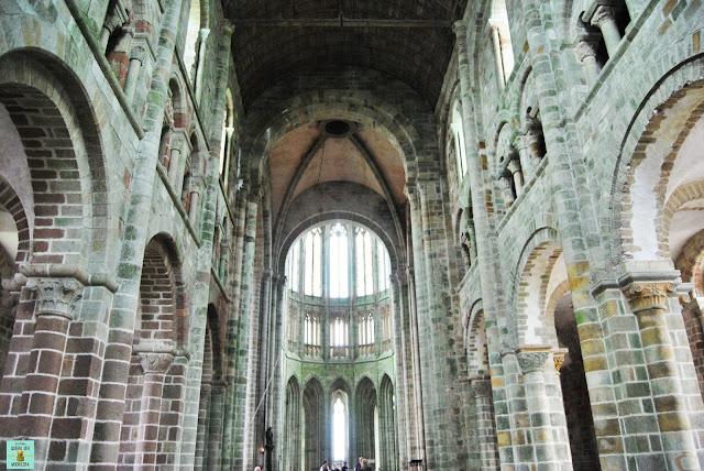 Abadía de Saint-Michel, Francia