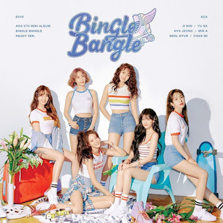 AOA - BINGLE BANGLE Albümü