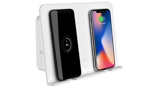 5. Kit Wireless Wall Charger