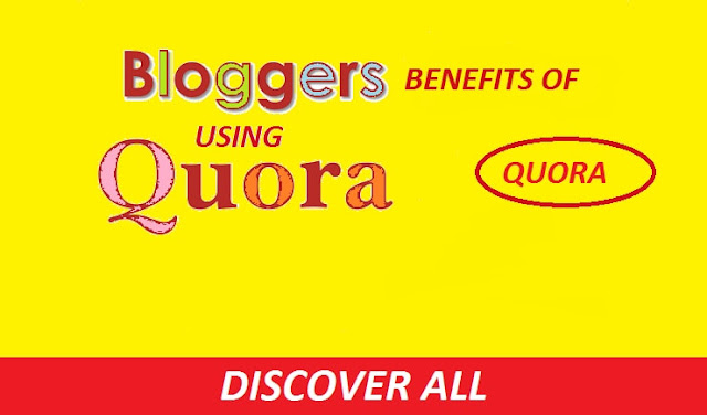 quora for bloggers image