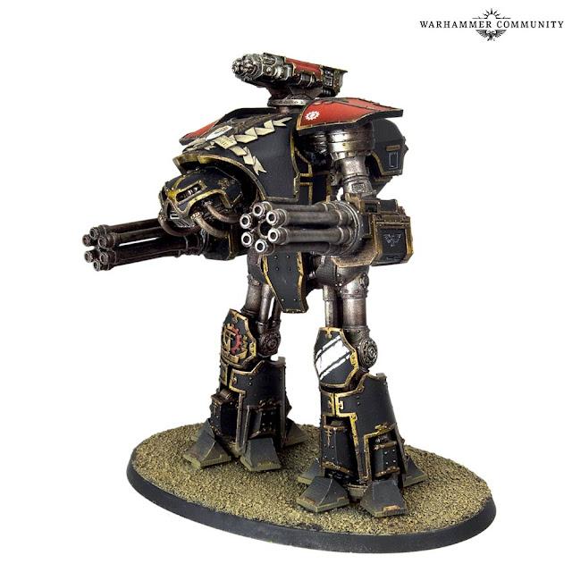 Pack Armas Titán Reaver