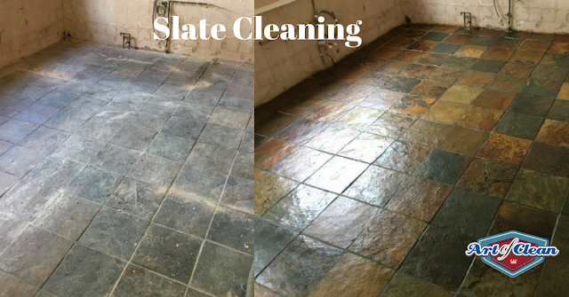 slate cleaning in cambridge