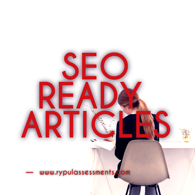 SEO Ready Written Articles - How to Improve Your Brand SEO and Keep It