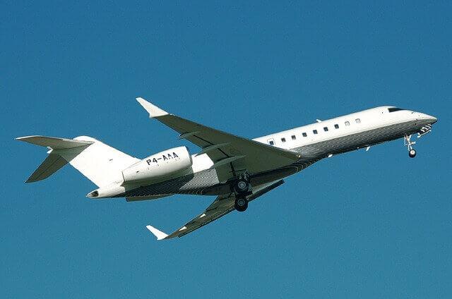 طائرة بومباردييه جلوبال