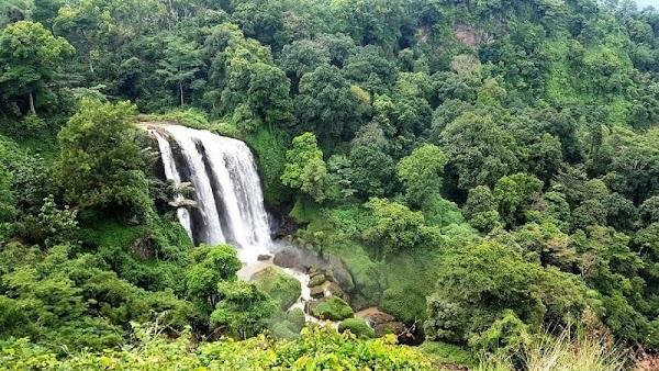 Pesona Curug Sewu Kendal Air Terjun Tertinggi di Jawa