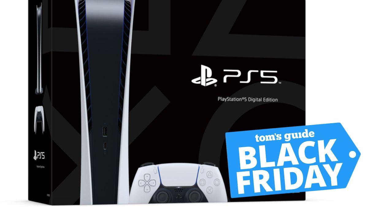 Playstation 5 Black Friday