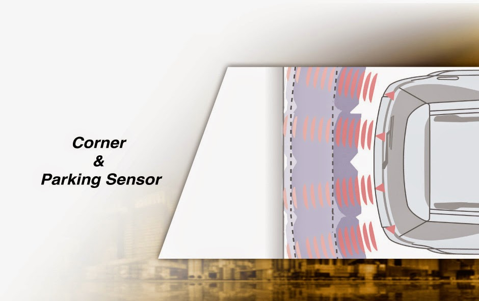 toyota-fortuner parking sensor