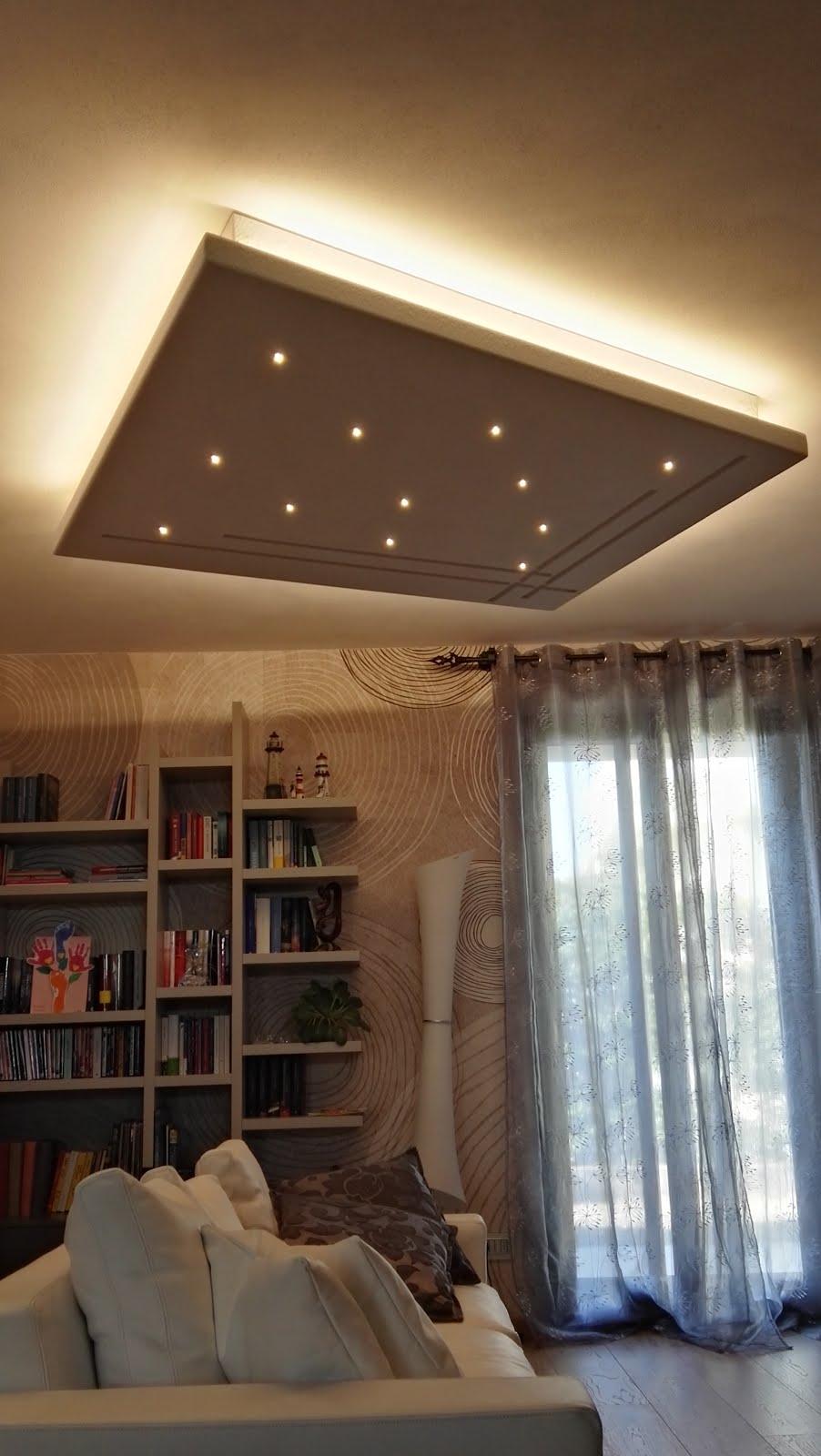 Illuminazione led casa for Casa design torino