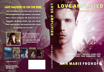 """LOVE AMPLIFIED"" by Ann Marie Frohoff is Romance at Its 'Happy Ending' Best"