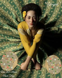 Elite 3D Models - Paula Degg - Yingtai