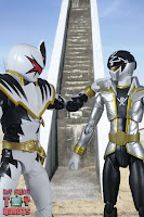 Power Rangers Lightning Collection Dino Thunder White Ranger 67