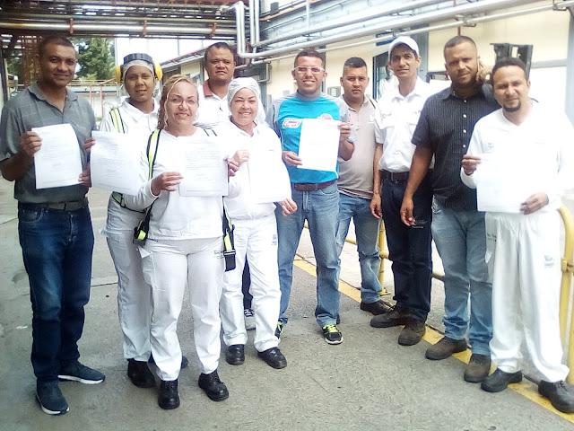 Obreros se forman para fortalecer la lucha revolucionaria (#Lara)