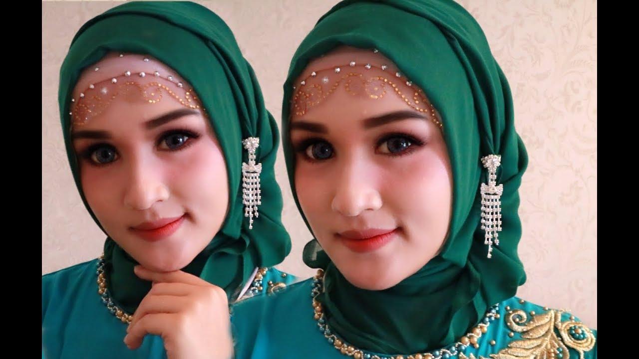 model hijab terbaru 2021