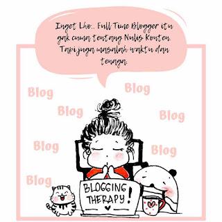 blogging corner versi bowgel