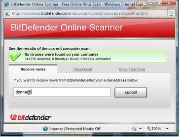 Bitdefender Online Virus Scanner 2015 | Best and Fast | 2015 Free Download Software