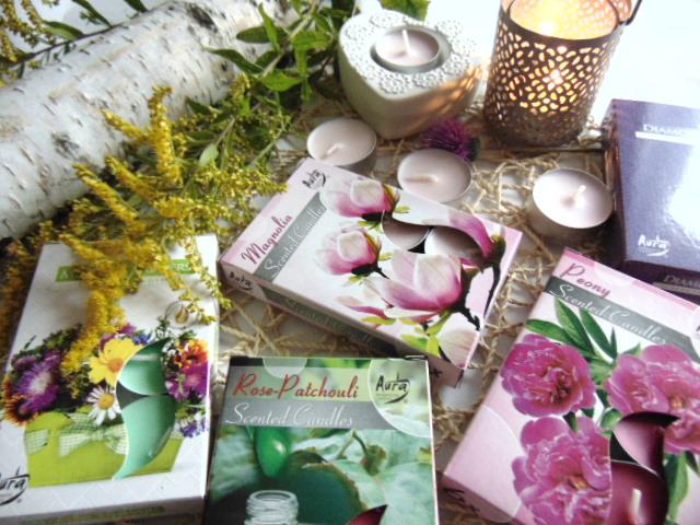 Świece zapachowe od Bispol Candles