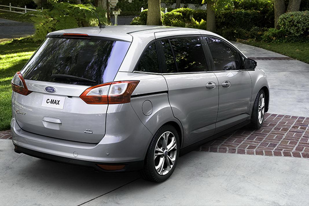 Ezinecar Ford C Max 2012
