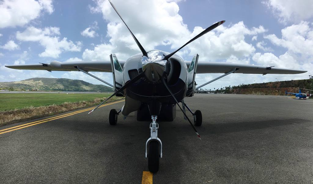 Central Queensland Plane Spotting: Textron Aviation (Cessna) 208B