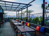 Lobbyn Sky Terrace, pelepas kepenatan Anda