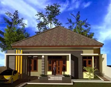 Desain Rumah Minimalis Klasik