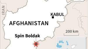 Afghanistan's Spin Boldak