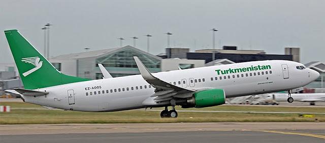Türkmen Hava Yolları Bangkok Uçak Bileti