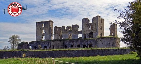 Castillo de Lagarde, Francia
